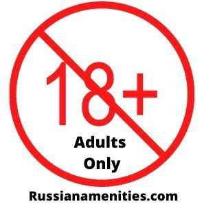Adults warning for Russian amenities